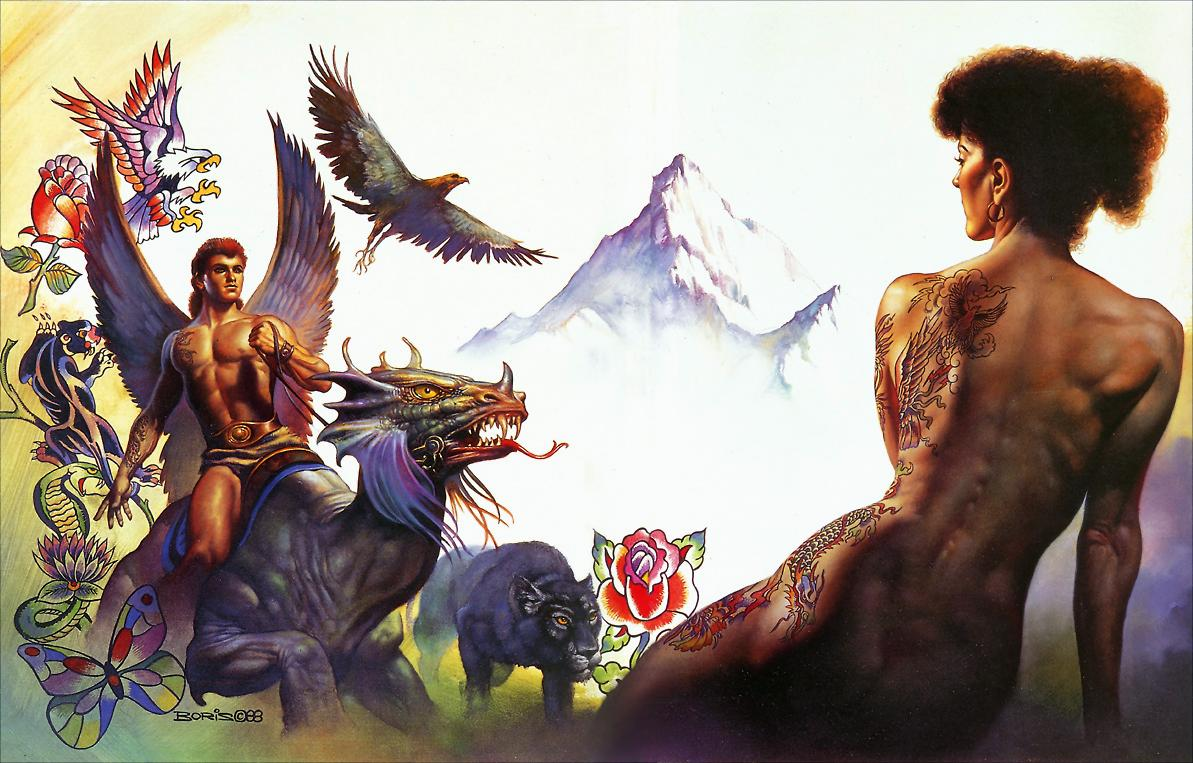 Nude art women fantasy pics gallery adult clip