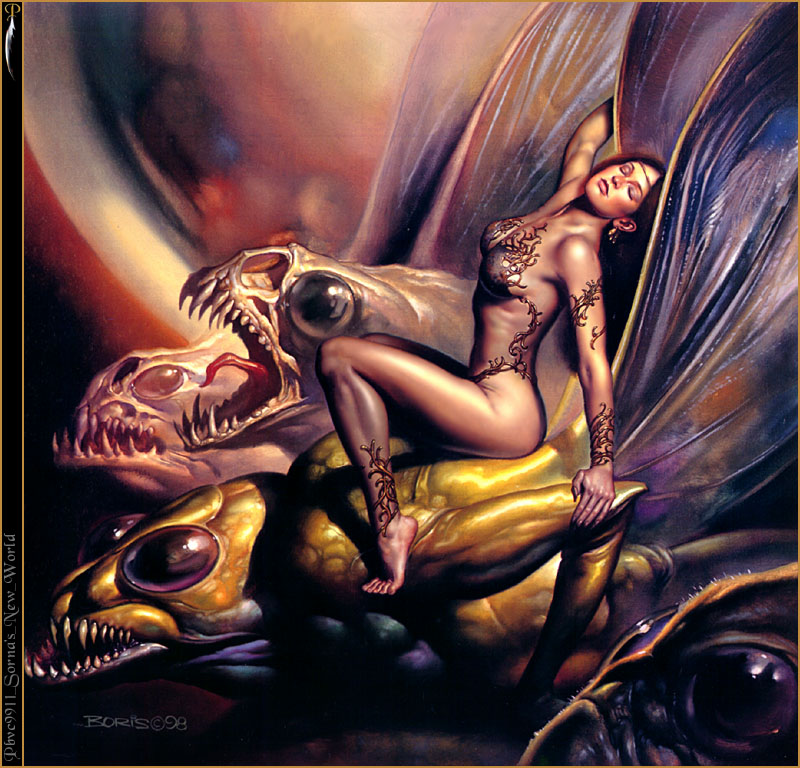 boris vallejo wallpaper. Luis Royo | Boris Vallejo